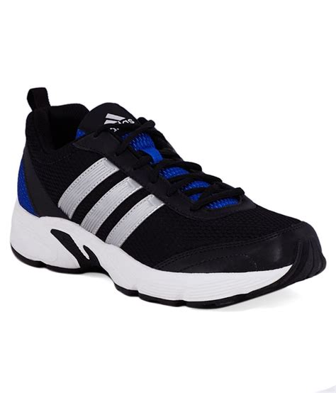 sport shoes for adidas adidas albis 1 m black sport shoes price in india buy