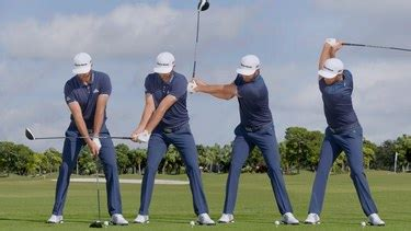 frame by frame golf swing swing sequence dustin johnson photos golf digest