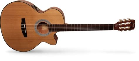 New Cort Gitar Klasik Elektrik Cec 1 Op cort cec1 op classic series auditorium acoustic