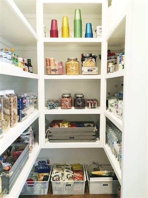 pantry organization inspiration organizing made fun 52 best organization kitchen images on pinterest