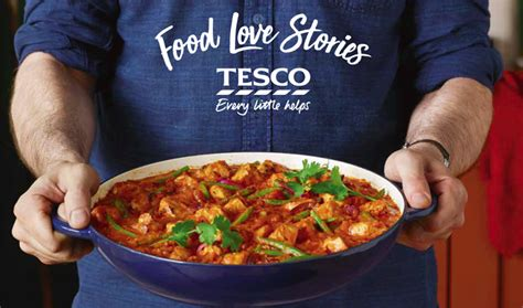 tesco food tesco makes big change to how it talks about food in new ads