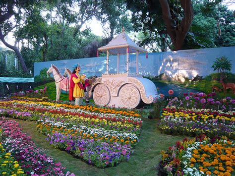 Pondicherry Botanical Garden Botanical Gardens In India