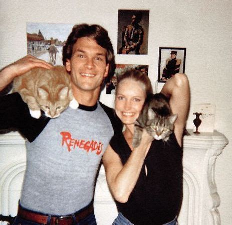 lisa niemi and patrick swayze children almost famous cats