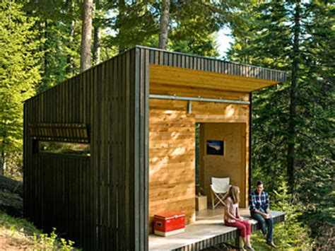 Build Your Own Cabin In The Woods by Building Small Cabins Mexzhouse