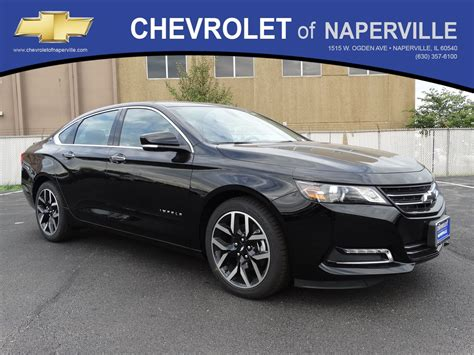 New Chevrolet 2018 by New 2018 Chevrolet Impala Premier 4dr Car In Naperville