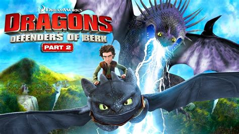 Dragons Defenders Of Berk dragons defenders of berk tv on play