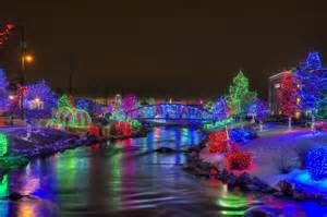 light display in downtown caldwell idaho favorite