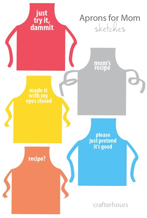 Re Home Kitchen Design Spray Painted Apron A Tutorial Crafterhours