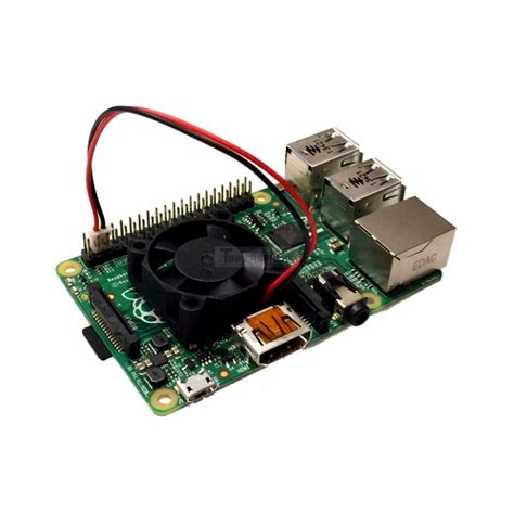 raspberry pi 3 fan control 7 99 raspberry pi fan for active 5v