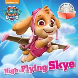 high flying skye paw patrol wiki fandom powered by wikia