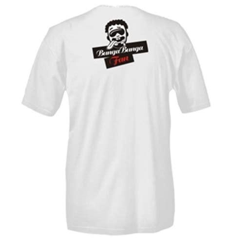 Clut Sulam Buga 1 t shirt bunga bunga fan modello mano nera per soli 14 90 su merchandisingplaza italia