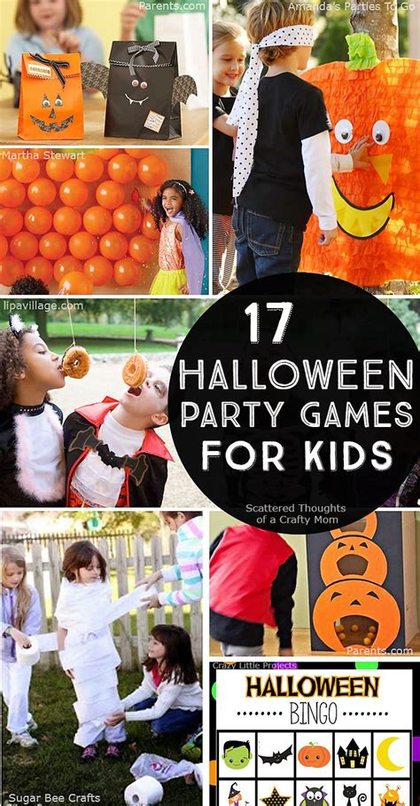 themes party games planning a halloween party or playdate for the kids this