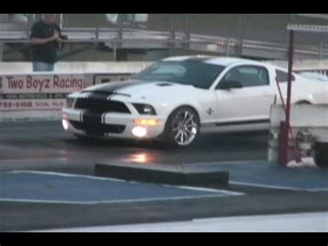 drag racing ford shelby tune