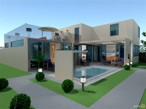 5d home design modern house ii house ideas planner 5d