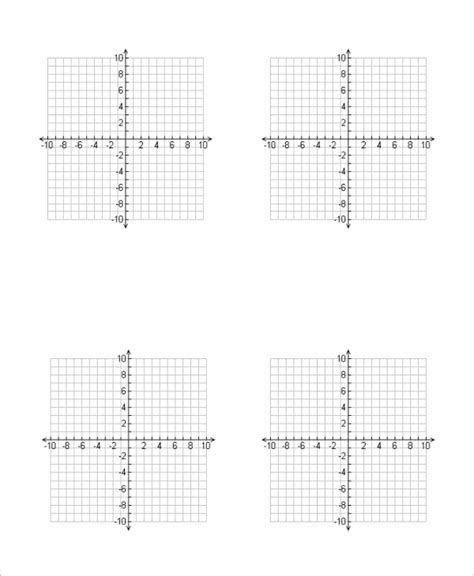 printable algebra graphs free worksheets 187 printable graph paper with numbers