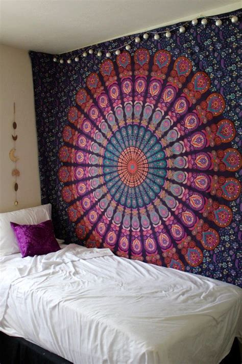 Boho Bedroom Tapestry 25 Best Ideas About Mandala Throw On Tapestry