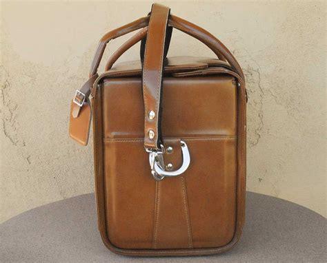vintage nikon fb 11 leather compartment gadget bag fb11 for f f2 f3 ebay