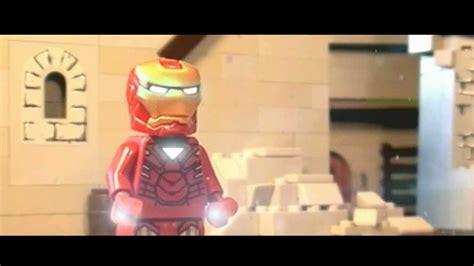 lego iron man youtube