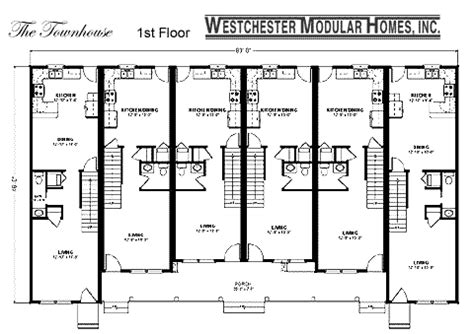 modular multi family home floor plans house design plans