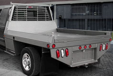 custom pickup truck beds pickup truck beds flatbeds aluminum diamond plate