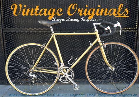 vintage originals classic racing bicycles vintage