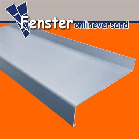Fensterbank Plastik by Aluminium Fensterbank G 252 Nstig Kaufen Silber Ev1