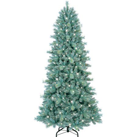 ge freeh cut norweigian artificial tree 7 5ft ge be tiff pine walmart