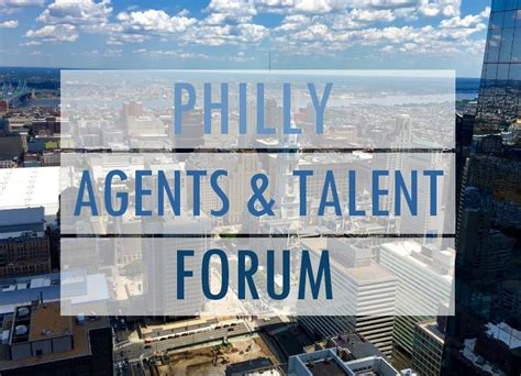 type to learn 4 agents of information home version philly agents talent forum greater philadelphia film