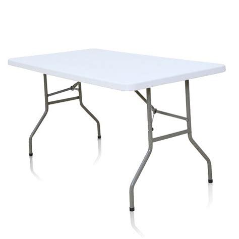 table pliante rectangle 6 personnes