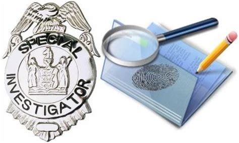 criminal and civil fraud investigations