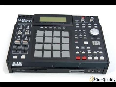 beat making on the akai mpc 2500 in da lab 30 that