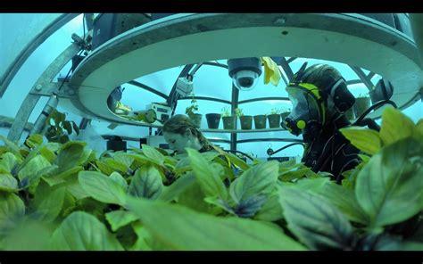 nemos gardens underwater biospheres   case