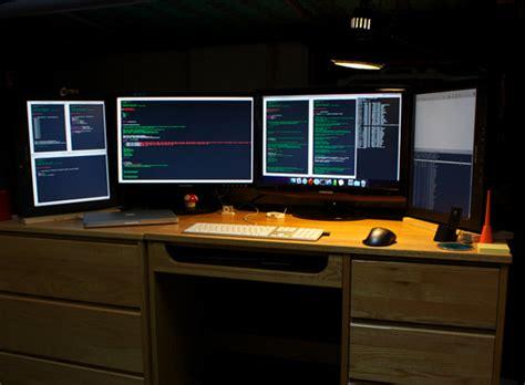 Programmer Desk Setup A Showcase Of Workstations That Ll Make You Jealous Web Design Ledger