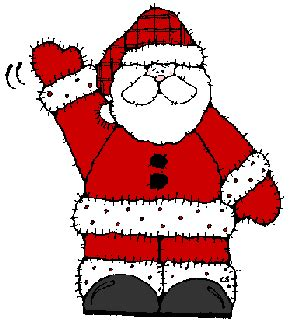 santa animated graphics animate it