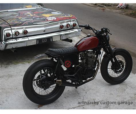 Dijamin Swing Arm Custom Gl Megapro Cb triad bratstyle honda gl 200 tiger artnarchy custom garage