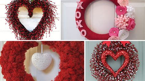 How To Make Handmade Things For Your Room - 28 lovely handmade s wreath designs