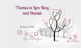 themes in hamlet and lion king themes in lion king and hamlet by holly mortimer on prezi