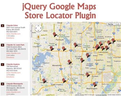 jquery slider google map beispiel jquery google maps store locator plugin jquery plugins