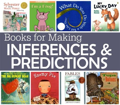picture books for predicting teaching how to infer word meanings this reading