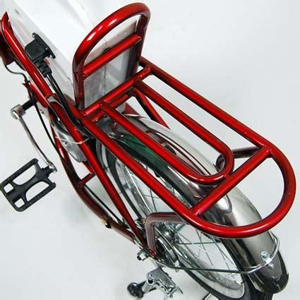Shock Belakang Ride Type 866 electric cycle matic foldable bike bicycle