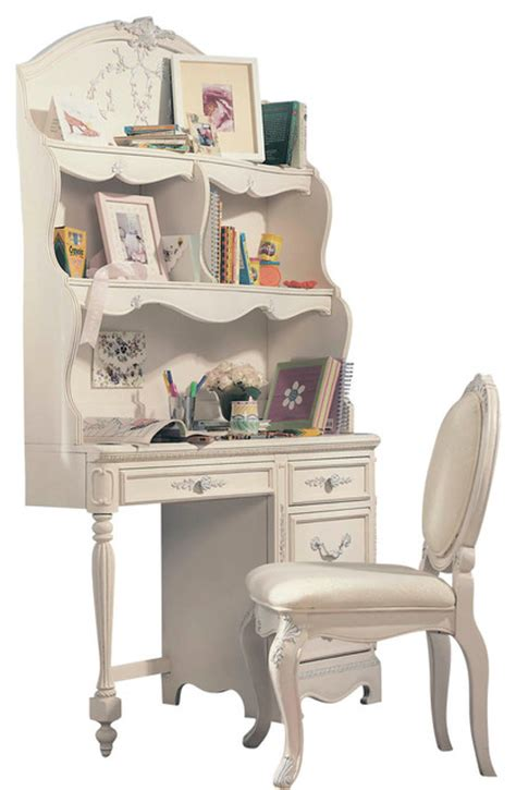 white student desk with hutch lea mcclintock student desk with hutch in antique white traditional baby and
