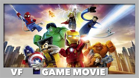 film marvel youtube lego marvel super heroes le film complet fr 1080p