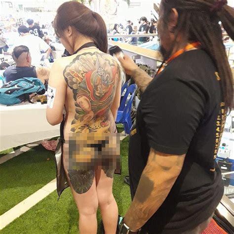 tattoo expo resorts casino ว จารณ เละ หน มสาวแก ผ าประกวดรอยส กกลางห างด งเม อง