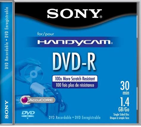 Dvdr Sony sony dvd cd blank discs blank cassettes media and more