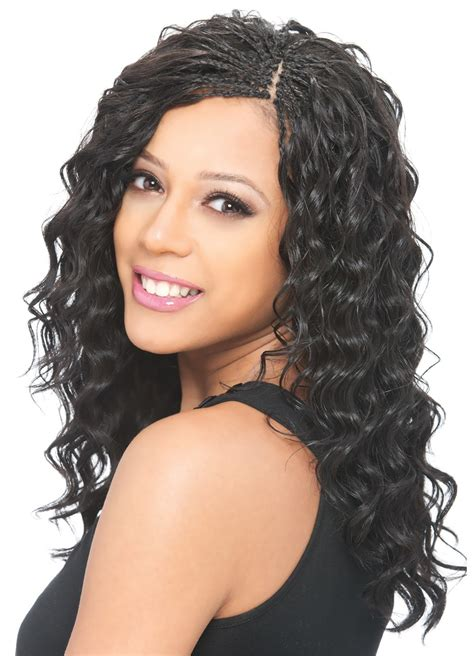 deep wavy micro braiding for older women i want it now crochet braids tamthyme