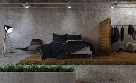 concrete floor apartment homes that use a concrete finish to achieve beautiful results
