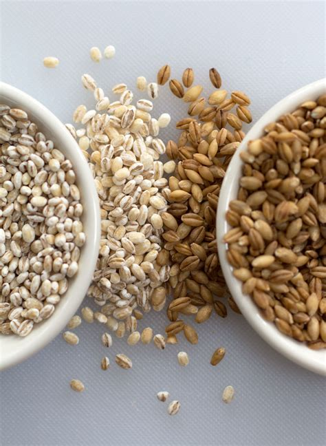Hulled Barley what is the difference between pearl and hulled barley