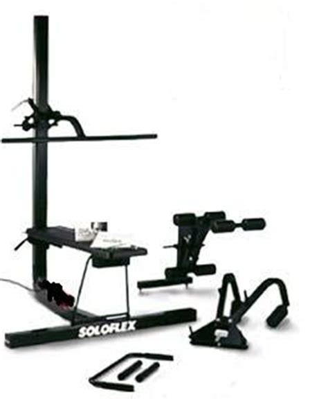 move to soloflex weight machine 125 obo