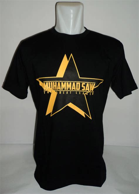 Kaos A Great jual baju kaos distro muslim for ummah