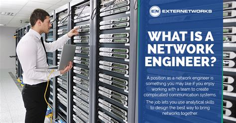 what is a network engineer definition profile salary